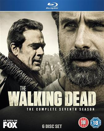 The Walking Dead - Season 7 (6 Blu-rays)