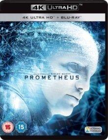Prometheus (2012) (4K Ultra HD + Blu-ray)