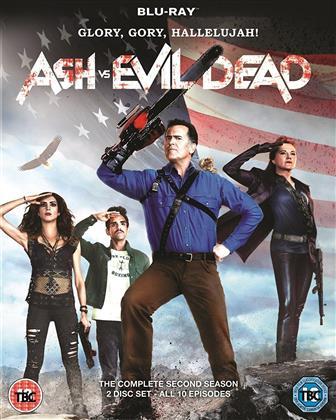 Ash vs Evil Dead - Season 2 (2 Blu-rays)