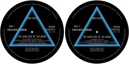 Pink Floyd Turntable Slipmat Set - Dark Side Of The Moon (Retail Pack)