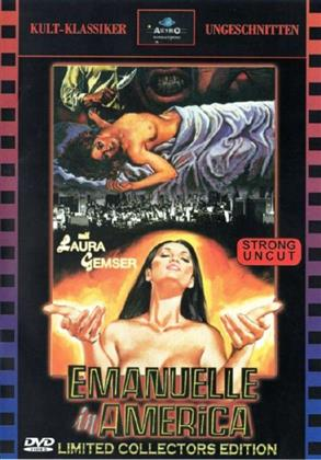 Emanuelle in America (1977) (Collector's Edition, Limited Edition, Uncut)
