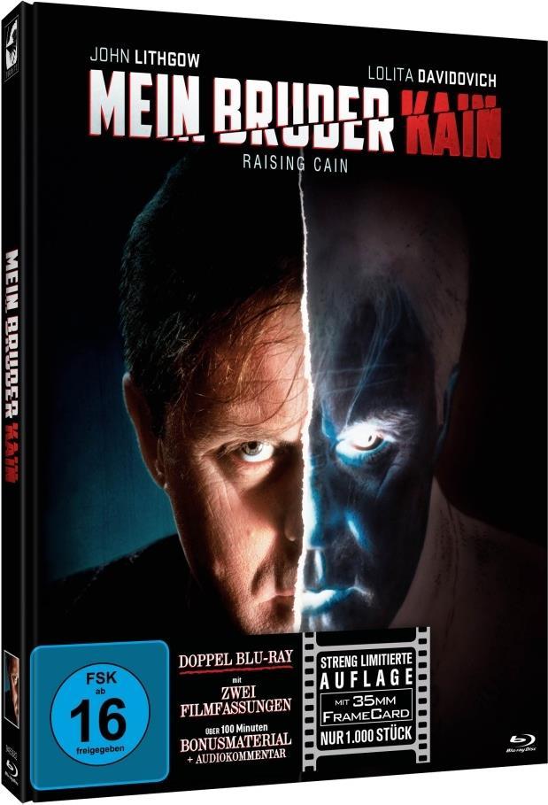 Mein Bruder Kain (1992) (Director's Cut, Kinoversion, Limited Edition, Mediabook, Uncut, 2 Blu-rays)