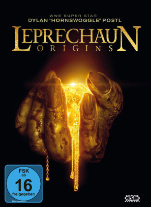 Leprechaun - Origins (2014) (Cover A, Limited Edition, Mediabook, Uncut, Blu-ray + DVD)