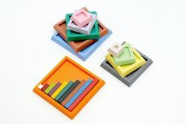 Numicon - Number Rod Trays 1-10 & 20