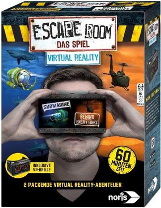 Escape Room - Virtual Reality