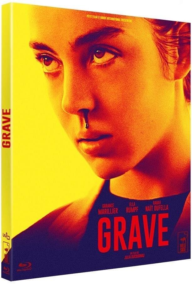 Grave (2016) (Blu-ray + DVD)