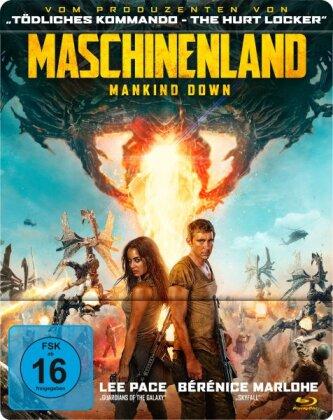 Maschinenland - Mankind Down (2017) (Limited Edition, Steelbook)