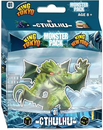 Cthulhu 01 - Monster Pack