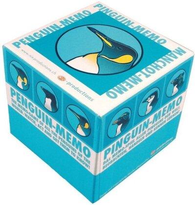 Pinguin-Memo (Kinderspiel)