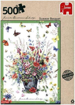 Sommerbouquet - 500 Teile Puzzle