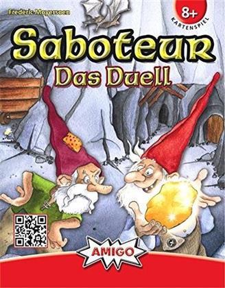 Saboteur - Das Duell (Spiel)