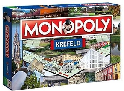 Monopoly - Krefeld
