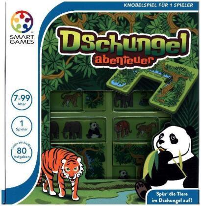 Dschungel-Abenteuer (Spiel)