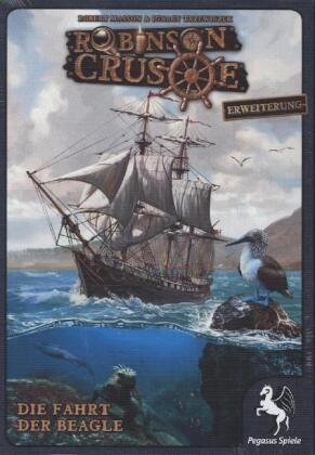 Robinson Crusoe - Die Fahrt der Beagle (Spiel-Zubehör)