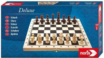 Holz-Schach - Deluxe (Spiel)