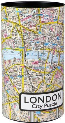 London City Puzzle - 500 Teile Puzzle
