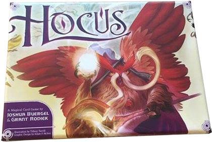Hocus - A Magical Card Game
