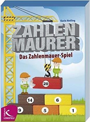 Zahlenmaurer - Das Zahlenmauer-Spiel