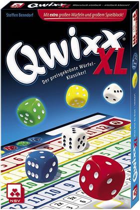 Qwixx XL - Der preisgekrönte Würfel-Klassiker!