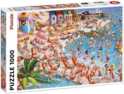 Ruyer: Strand - 1000 Teile