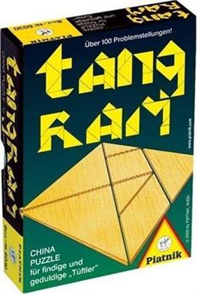 Tangram - Über 100 Problemstellungen!