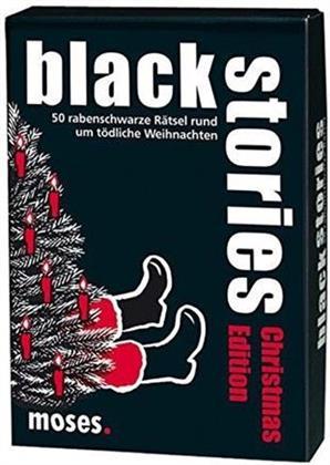Black Stories - Das Krimi-Kartenspiel (Christmas Edition)