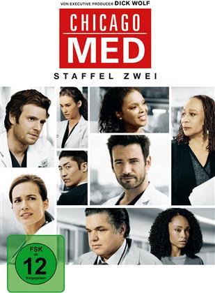 Chicago Med - Staffel 2 (6 DVDs)