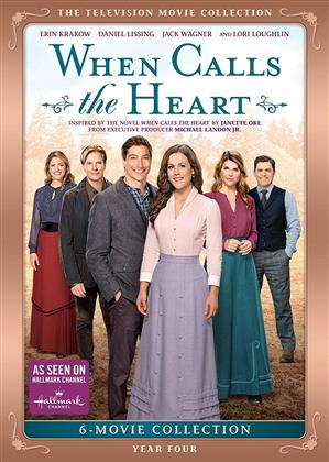 When Calls The Heart - Year Four (6 DVDs)