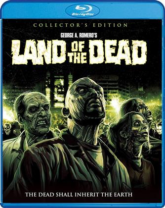 Land Of The Dead (2005) (Collector's Edition, 2 Blu-rays)