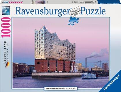 Elbphilharmonie Hamburg - 1000 Teile Puzzle