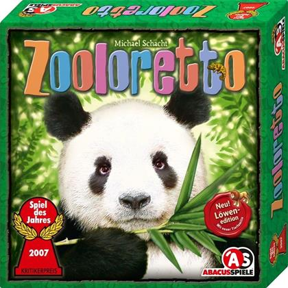 Zooloretto - Löwenedition