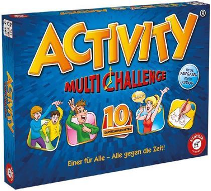 Activity Multi Challenge - Einer für Alle - Alle gegen die Zeit!