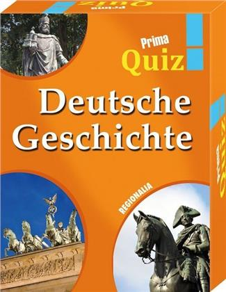 Prima Quiz - Deutsche Geschichte
