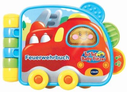 Vtech Tut Tut Baby Flitzer - Feuerwehrbuch