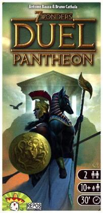 7 Wonders Duel: Pantheon - Erweiterung