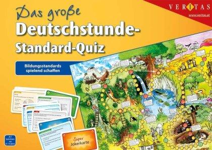 Das große Deutschstunden-Standard-Quiz