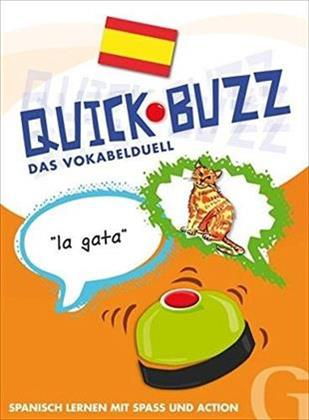 QUICK BUZZ - Das Vokabelduell - Spanisch