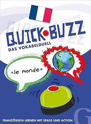 QUICK BUZZ - Das Vokabelduell - Französisch (Spiel)