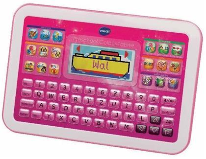Preschool Colour Tablet pink