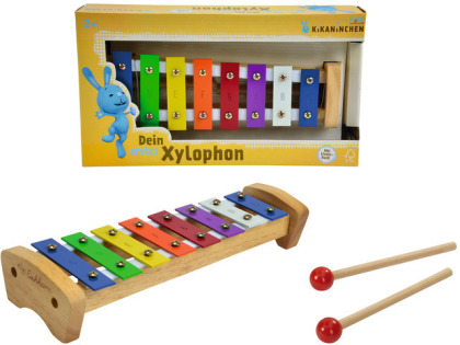 KiKANiNCHEN Holz-Xylophon