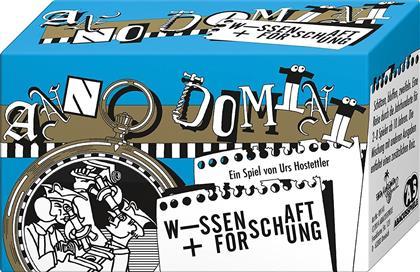 Anno Domini - Wissenschaft und Forschung (Spiel)
