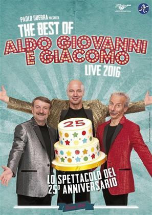 The Best of Aldo, Giovanni e Giacomo - Live 2016 (2016)