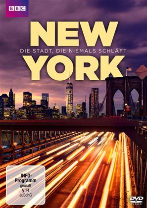 New York - Die Stadt, die niemals schläft (BBC)