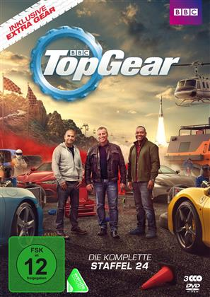 Top Gear - Staffel 24 (BBC, 3 DVD)