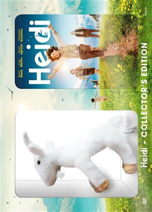 Heidi (2015) (Plüschtier, Collector's Edition)