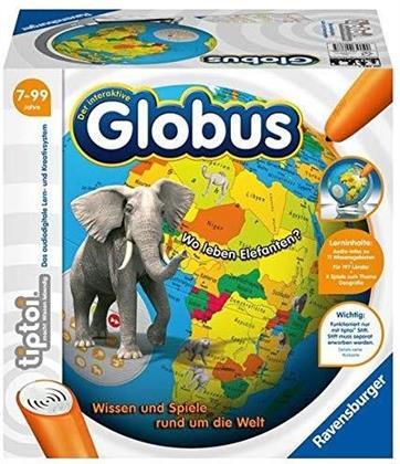 tiptoi - Der interaktive Globus - Wissen und Spiele rund um die Welt