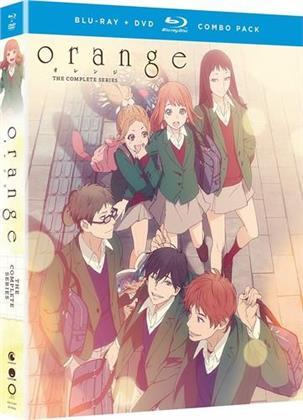 Orange - The Complete Series (2 Blu-ray + 2 DVD)