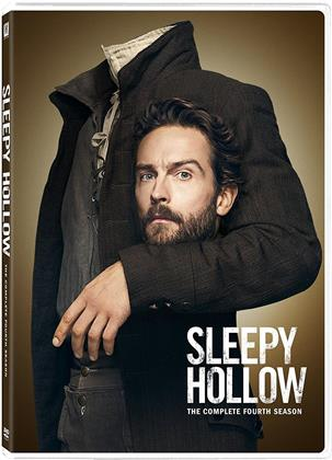 Sleepy Hollow - Season 4 (4 DVDs)