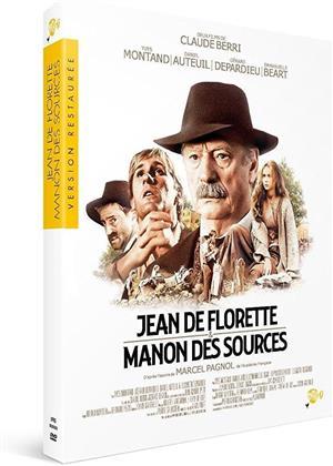 Jean de Florette / Manon des sources (4K Mastered, Restaurierte Fassung, 2 DVDs)