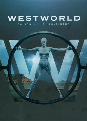Westworld - Saison 1 - Le Labyrinthe (3 DVDs)